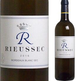 [2016] エール・ド・リューセック [R de Rieussec] ( フランス ボルドー ) ワイン 白ワイン