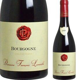 [2010] ブルゴーニュ・ルージュ ドメーヌ・フランソワ・ラマルシュ [Bourgogne Pinot Noir Domaine Francois Lamarche] (フランス/ブルゴーニュ) ワイン 赤ワイン
