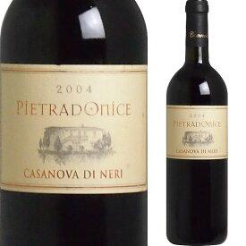 [2004] ピエトラドニチェ カサノヴァ・ディ・ネリ [Pietradonice Casanova di neri] (イタリア/トスカーナ)ワイン 赤ワイン