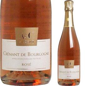 [2016] クレマン・ド・ブルゴーニュ ロゼ ブリュット パラン [Creamnt de Bourgogne Rose Parent]