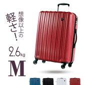 ★マラソンP5倍&クーポン★GRIFFINLANDスーツケースMサイズかわいいキャリーバッグ旅行かばんファスナージッパー海外国内旅行キャッシュレス消費者還元5%還元還元