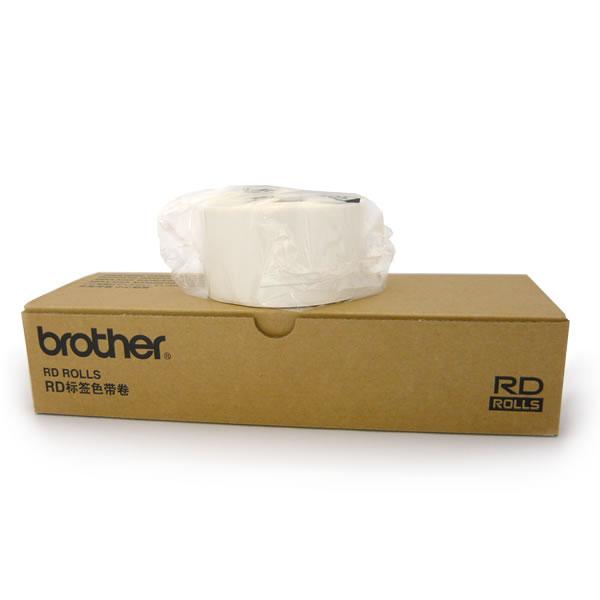 brother(ブラザー工業) RDロール(感熱紙) RD-S05J1(プレカット紙ラベル)【国内正規品・国内保証】