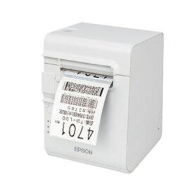 【 EPSON エプソン 】ラベルプリンター TM-L90 TML90UD451 USB接続 電源ACアダプター・ACケーブル付属【smtb-TK】