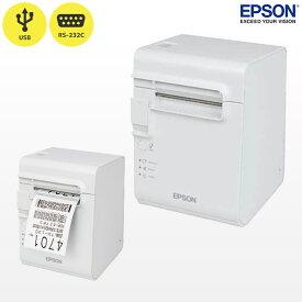 【 EPSON エプソン 】レシート ラベルプリンター モノクロモデル TM-L90 USB シリアル接続【 TML90US401 】