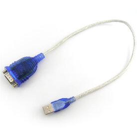 シリアル(RS232C)-USB変換ケーブル