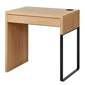 IKEA イケア MICKEデスク 子供用 机 デスク おしゃれ 北欧 かわいい 勉強机 オーク調