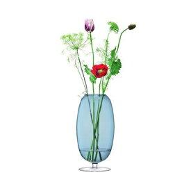 【ポイント5倍】LSA International OLIVIA[オリヴィア] フラワーベース 花瓶 サファイア ガラス 高さ40cm※メーカーより直接お届けするため、お買上げ合計金額にかかわらず別途送料を設定しております。 【メーカー直送品のため、代引き・ラッピング・同梱不可】