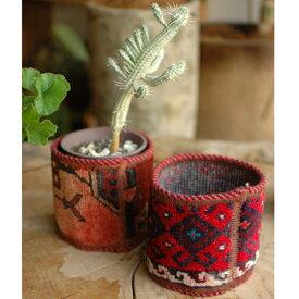 【ポイント5倍】【観葉植物の鉢】ステム-stem Gabbeh Pot/ギャベポット15x14.5cm※メーカーより直接お届けするため、お買上げ合計金額にかかわらず別途送料を設定しております。 【代引・ラッピング・同梱不可】