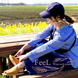 送料無料 FeeL フィール 靴 レディース サンダル 本革 Feel Hot cake FE-05【沖縄・離島は送料無料対象外】
