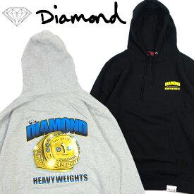 【Diamond SUPPLY CO./ダイヤモンドサプライ】プルオーバーパーカー/CHAMPS HOODIE