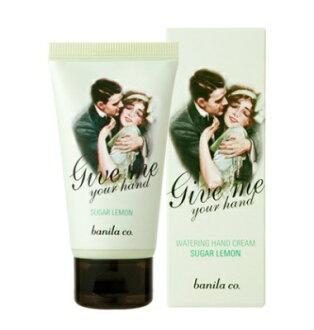 Watering Hand Cream ウォータリングハンド cream sugar lemon 75 ml Korea cosmetics and Korea cosmetics and Korean COS /BB cream /bb
