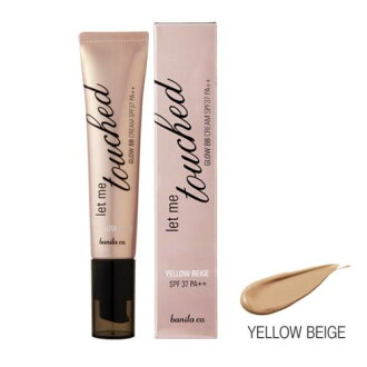 Let Me Touched Glow BB Cream Yellow Beige let me タッチド glow BB cream yellow beige Korea cosmetics and Korea cosmetics and Korean COS /BB cream /bb