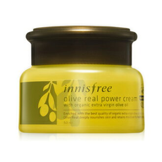 50 ml of Olive real power cream AD olive rial power cream Korean cosmetic / Korean cosmetic / Korea Koss /BB cream /bb