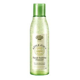150 ml of Apple Juicy Liquid Foaming Cleanser apple Jewish race sea liquid forming cleanser Korean cosmetic / Korean cosmetic / Korea Koss /BB cream /bb