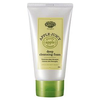 Apple Juicy Deep Cleansing Foam Apple juicy deep cleansing form 150 ml Korea cosmetics and Korea cosmetics and Korean COS /BB cream /bb