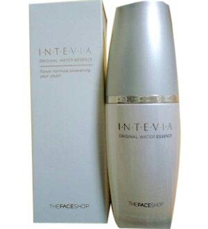 INTEVIA active original Water Essenceインテビアオリジナルウォーターエッセンス100ml韩国化妆品/韩国化妆品/韩国Koss/BB雪花膏/bb