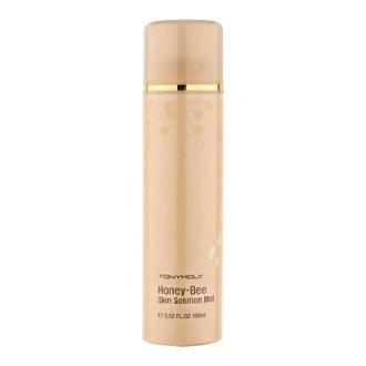 蜂蜜蜂皮肤解决方案雾蜜蜂皮肤液雾韩国化妆品 / 韩国化妆品和韩文科斯岛 / 冰淇淋 /