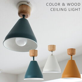 COLOR & WOOD カラー&ウッド シーリングランプ Ceiling Lamp/メルクロス(Mercros)【送料無料】【ポイント10倍/在庫有】【10/16】【あす楽】