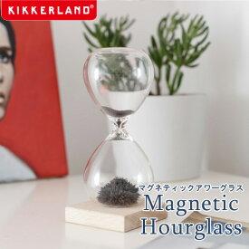【10/29放送マツコの知らない世界で紹介!】Kikkerland マグネティックアワーグラス/Magnetic Hourglass 3064(DTL)【海外×】【ポイント5倍/在庫有】【4/2】【あす楽】