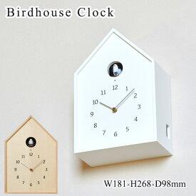 Birdhouse Clock バードハウスクロック NY16ー12 鳩時計/タカタレムノス【海外×】【送料無料】【ポイント12倍】【10/1】【あす楽】