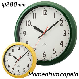 電波時計 Momentum copain モーメンタムコパン W−717/ノア精密(NOA)【送料無料】【海外×】【ポイント10倍/在庫有】【10/27】【あす楽】