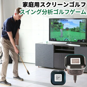 PHIGOLF phi golf PHG-100 radio Bluetooth swing analysis golf simulator (WRJ)