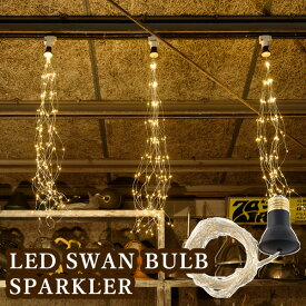 LED SWAN BULB SPARKLER スワンバルブ スパークラー SWB−S700L S701L/スワン電器【送料無料】【ポイント10倍】【8/17】【あす楽】