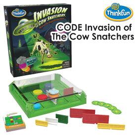ThinkFun インベーション・オブ・ザ・カウ・スナッチャーズ tf026/シンクファン Invasion of The Cow Snatchers(CAST)【送料無料】【ポイント2倍/在庫有】【2/4】【あす楽】