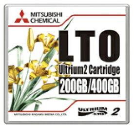 三菱化学メディア LTO Ultrium3テープ容量(非圧縮・圧縮)400GB/800GB LTOU400GB