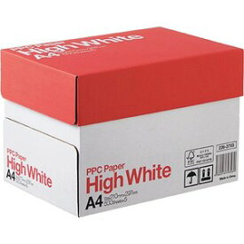 *受発注*PPC PAPER High White A4 1箱(2500枚:500枚×5冊)