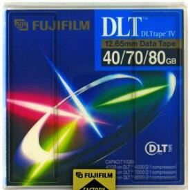 【5個セット 送料無料】富士フィルム製DLT tapeIV規格の磁気テープ(40/70/80GB)富士フィルムDLT4 FB W F1 【送料無料130213】