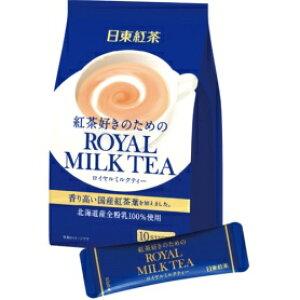 *受発注* 日東紅茶 ロイヤルミルクティー スティック 14g 1パック(10本)