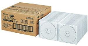 【お取り寄せ品】日立マクセル CDR700S.PW1P100 簡易包装 CD-R 700MB 2-48倍速対応 100枚 5mmプラケース プリンタブル(白)