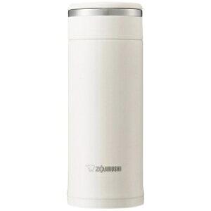 *受発注* 象印 ステンレスボトル SM-JF型 36サイズ(0.36L) ホワイト SM-JF36-WA 1本