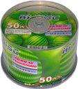 【返品交換不可】HIDISC CD-RW 650MB 50枚 繰り返し記録用 HD CDRW74 4X50P