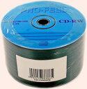 【売り切り御免!☆在庫限り】【PRO-FEEL】CD-RW 700MB50枚入