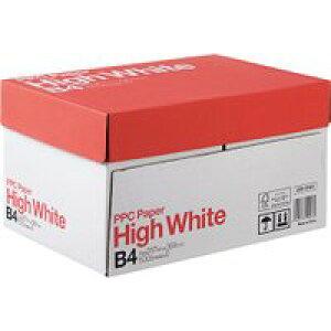 *受発注* PPC PAPER High White B4 1箱(2500枚:500枚×5冊)