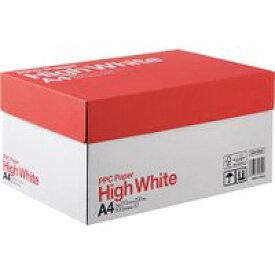 *受発注*PPC PAPER High White A4 1箱(5000枚:500枚×10冊)