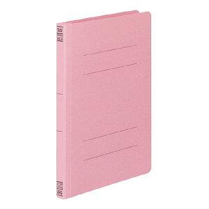 *受発注*フラットファイルV B5 タテ ピンク まとめ買い3冊