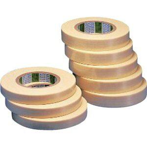 *受発注*日東電工 フィラメントテープ 50mm×50m ホワイト 1巻