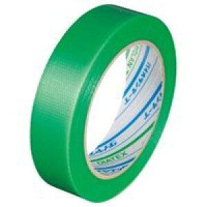 *受発注*ダイヤテックス粘着テープ 塗装養生用 25mm×25m 緑1セット(60巻)