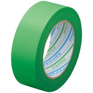 *受発注*ダイヤテックス粘着テープ 塗装養生用 38mm×25m 緑 1巻