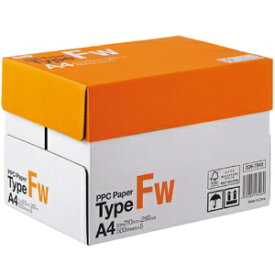 *受発注*PPC Paper Type 1箱(2500枚:500枚×5冊)A4