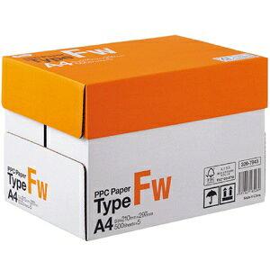 *受発注* PPC Paper Type FW A4 1箱(2500枚:500枚×5冊)