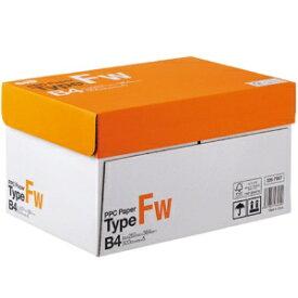 *受発注*PPC Paper Type FW B4 1箱(2500枚:500枚×5冊)B4