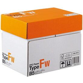 【取り寄せ品】PPC Paper Type FW B5 1箱(2500枚:500枚×5冊)