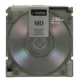 【アウトレット】 IMATION 3.5インチ MOディスク 230MB MACフォーマット済 バルク品 50枚入りBOX