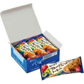 *受発注* 江崎グリコ 毎日果実 フルーツたっぷりのケーキバー 1箱(9本)