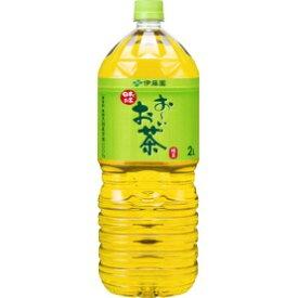 *受発注* 伊藤園 おーいお茶 緑茶 2L ペットボトル 1ケース(6本)