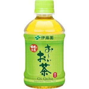 *受発注* 伊藤園 おーいお茶 緑茶 280ml ペットボトル 1ケース(24本)